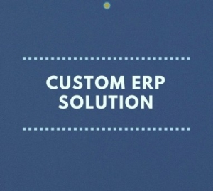 Custom ERP Solutions - Sunrise Software